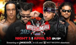 carte wrestlemania 37 miz bad bunny