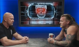 chris jericho broken skull session