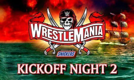 kickoff wrestlemania 37 nuit 2