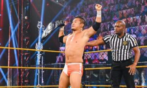 kushida cruiserweight champion nxt
