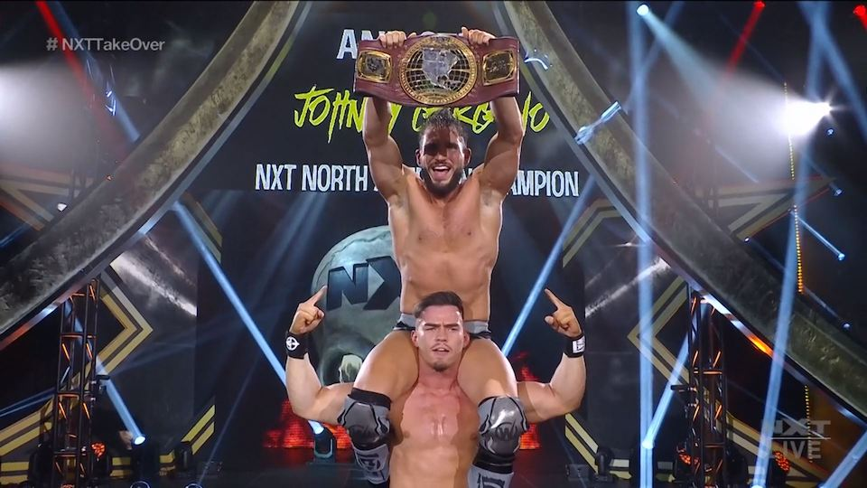 nxt takeover stand deliver johnny gargano