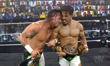 nxt takeover stand deliver msk champions equipe
