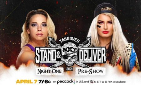 nxt takeover stand deliver preshow