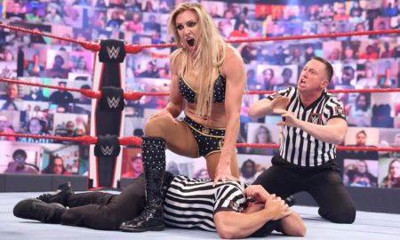 resultats wwe raw 19 avril 2021 charlotte flair