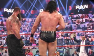 resultats wwe raw 26 avril 2021