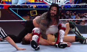 roman reigns wrestlemania 37