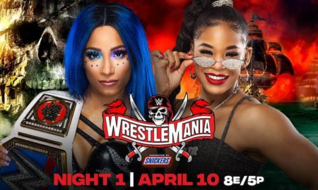 sasha banks bianca belair main event wrestlemania