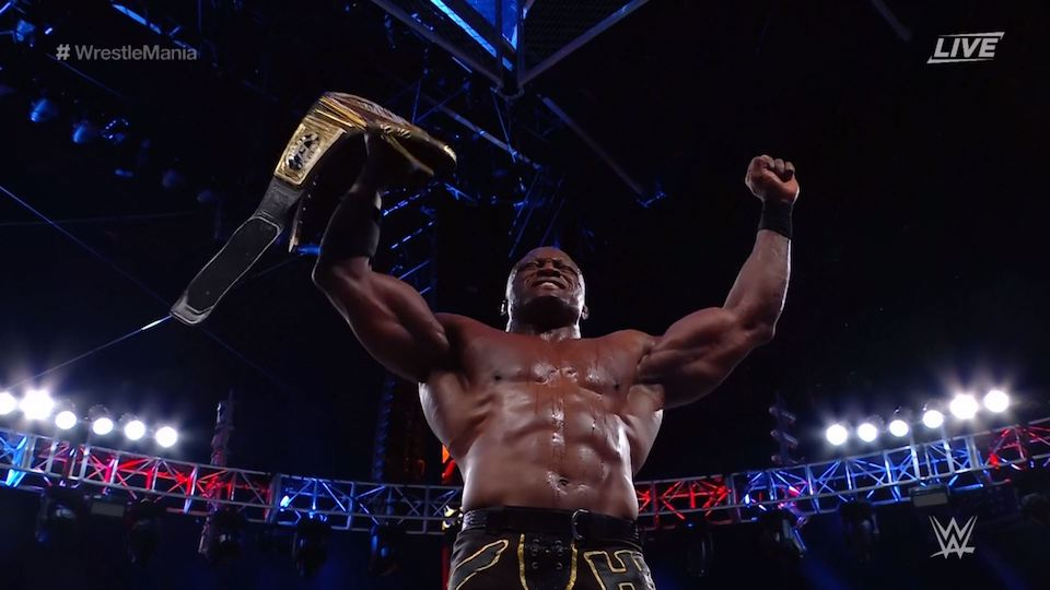 wrestlemania 37 bobby lashley