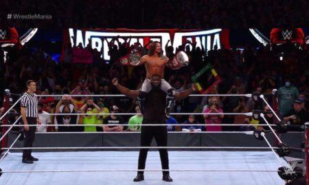 wrestlemania 37 omos aj styles