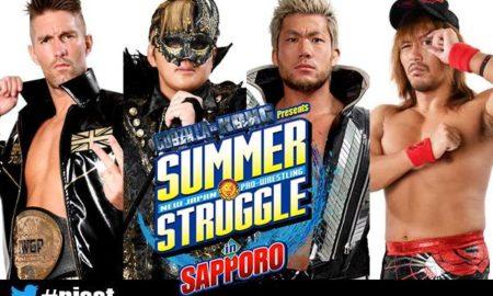 NJPW Summer Struggle 2021 DT LIJ