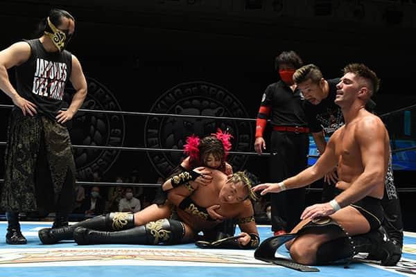 dangerous tekkers tag champs
