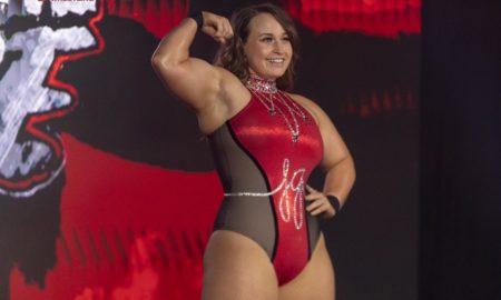 jordynne grace impact wrestling