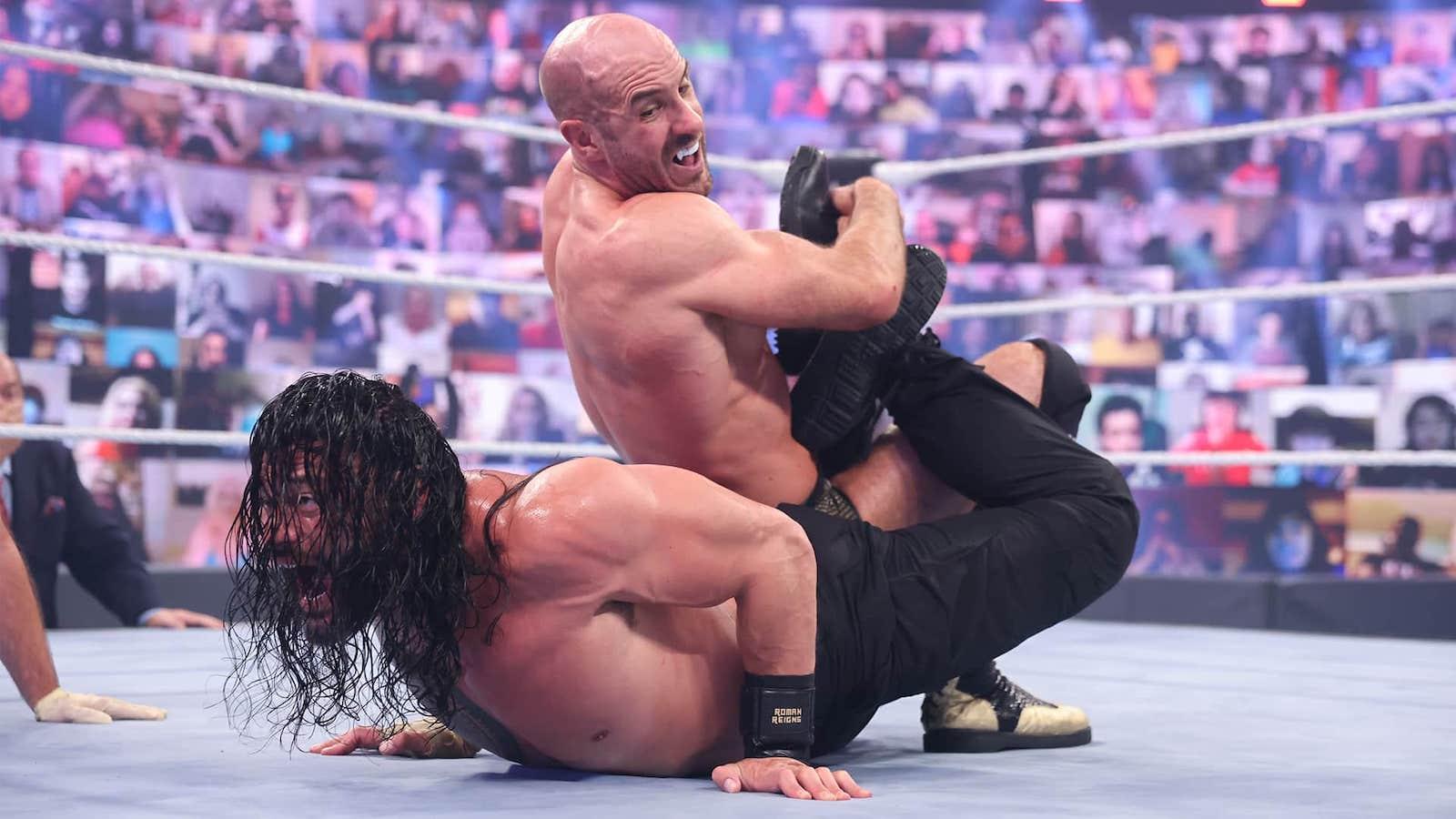 resultats wwe wrestlemania backlash