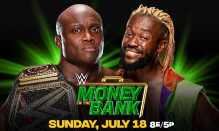 wwe money in the bank carte matchs championnat