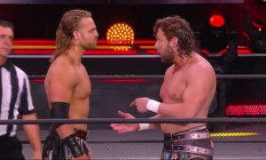 aew all out 2021 hangman page kenny omega carte