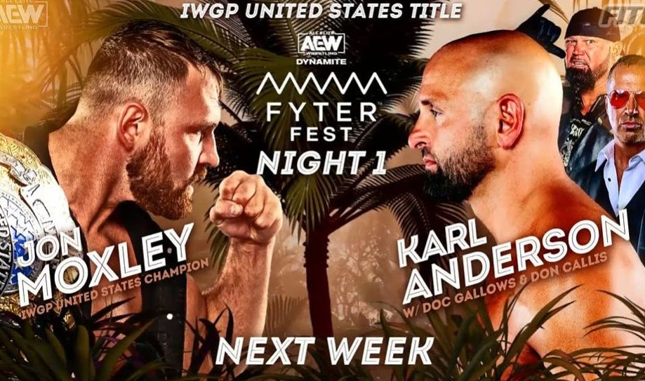 aew fyter fest 2021 moxley anderson