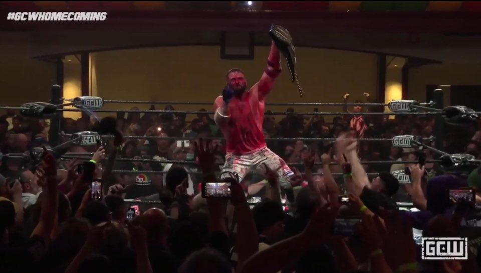gcw matt cardona champion