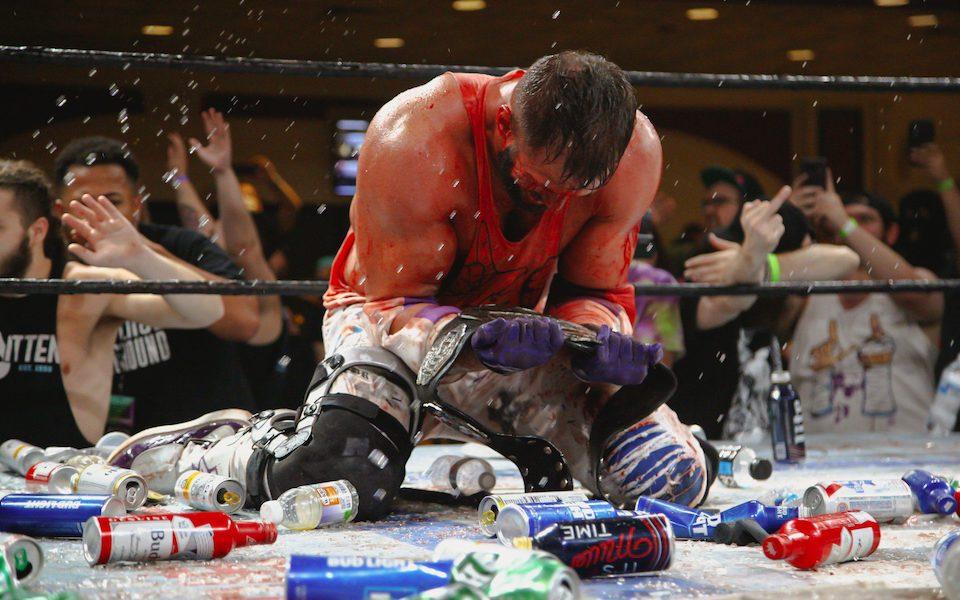 matt cardona champion gcw