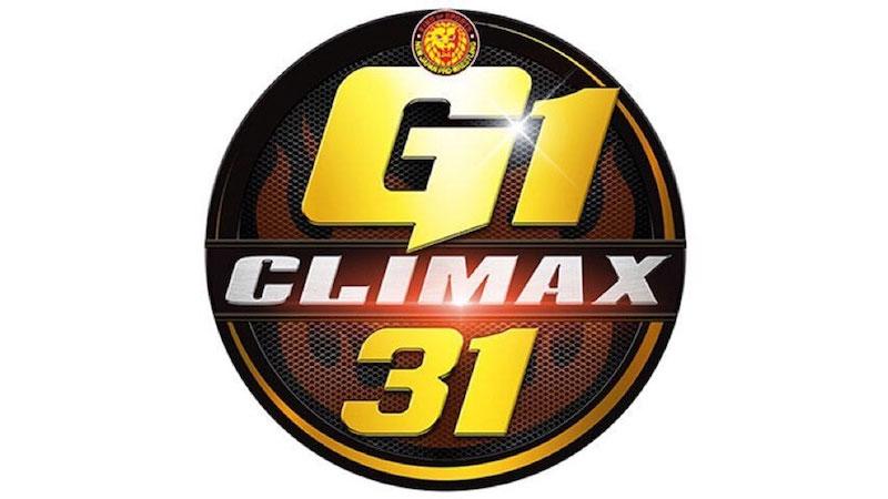 njpw g1 climax 2021 dates