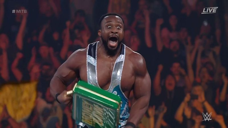 wwe money in the bank 2021 big e
