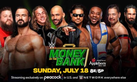 wwe money in the bank 2021 hommes