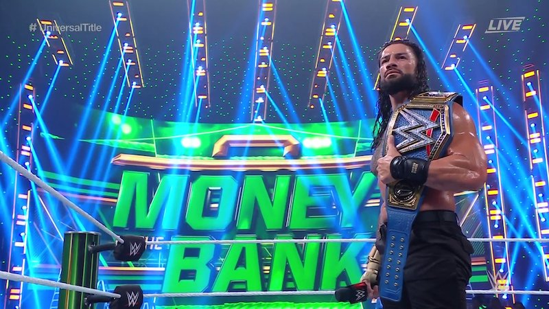 wwe money in the bank 2021 roman reigns