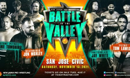 njpw america battle in the valley