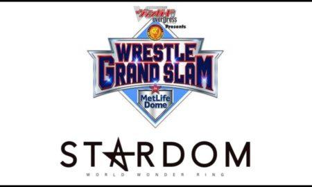 njpw stardom wrestle grand slam