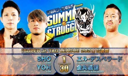njpw super jr tag league