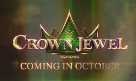 wwe crown jewel 2021 date