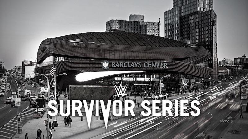 wwe survivor series 2021 date