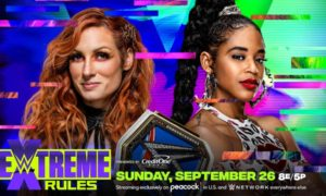carte finale wwe extreme rules 2021