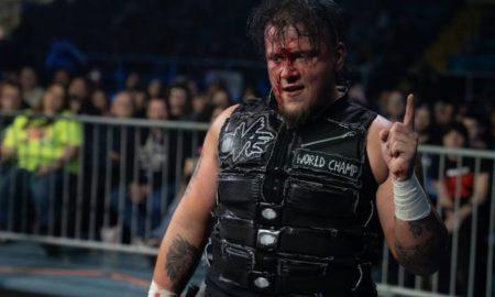 impact wrestling sami callihan blessure fracture