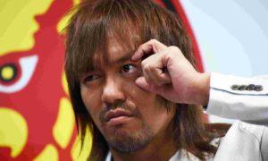 njpw g1 climax 31 tetsuya naito blessure