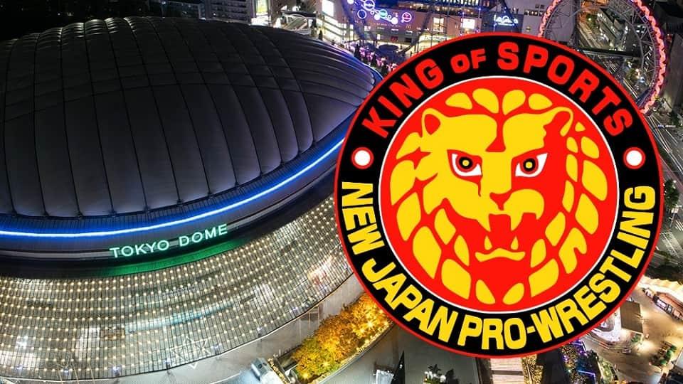 njpw wrestle kingdom 16 dates trois soirées