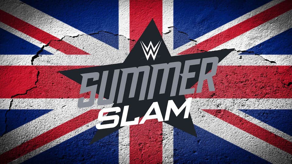 WWE SummerSlam 2022 may happen within the UK