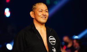 minoru suzuki impact wrestling njpw