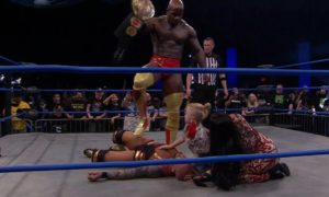 resultats impact wrestling bound for glory 2021
