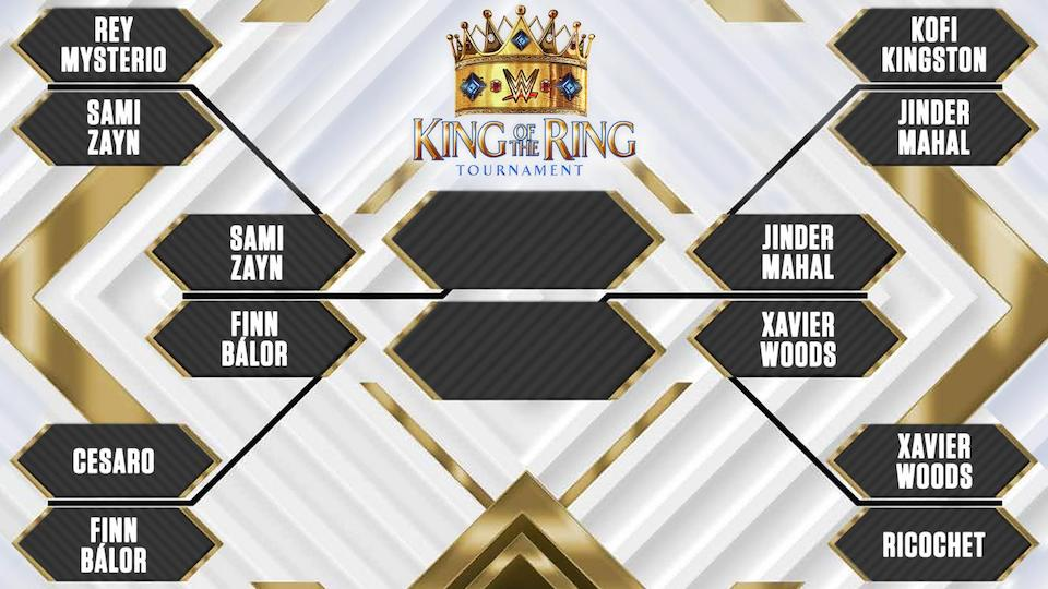 wwe king of the ring queens crown